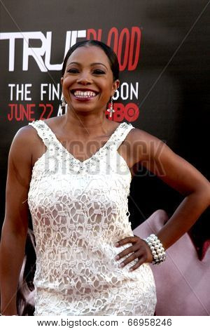 LOS ANGELES - JUN 17:  Paula Jai Parker at the HBO's