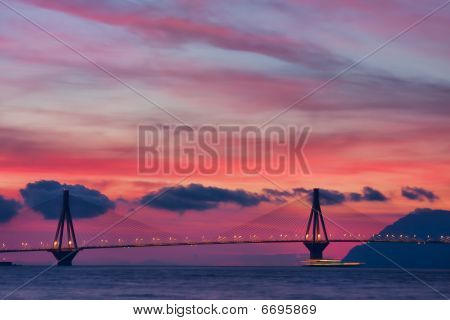 Rio - Antirrio Bridge