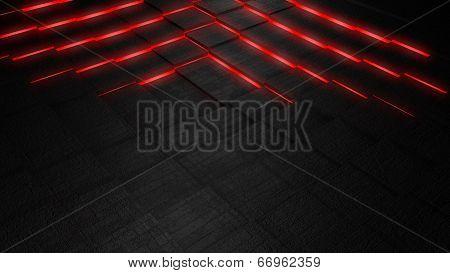 luminance floor background