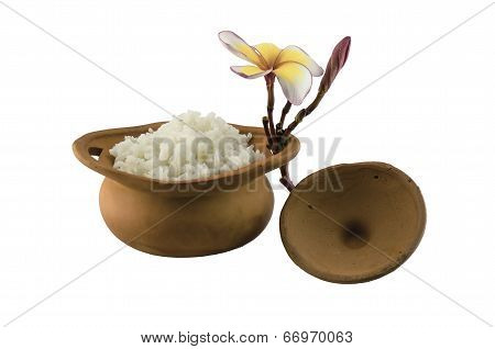 Rices In The Pots