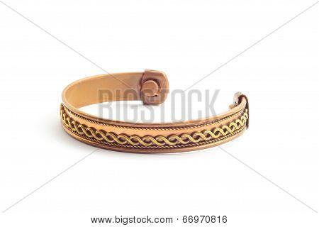 Brass Armlet