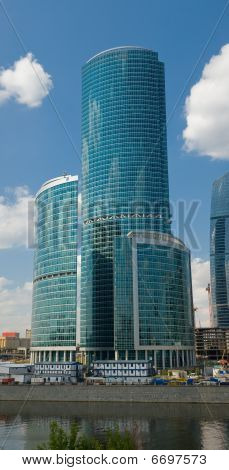 Moscow. Business Center