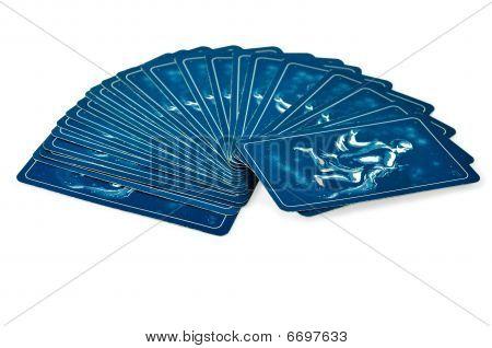 Back Of Tarot Cards