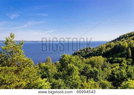 votkinskoe reservoir