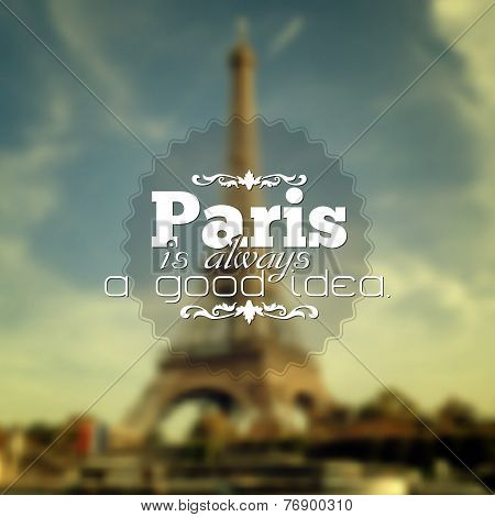 Paris Background