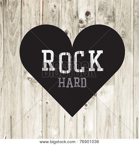 Hard Rock Concept Card