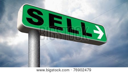 Sell products online internet web shop, webshop selling second hand stock market sales