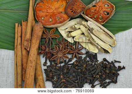 Thai herb