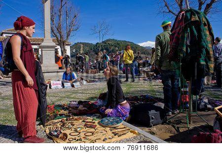 Granada Costume Jewelery Market