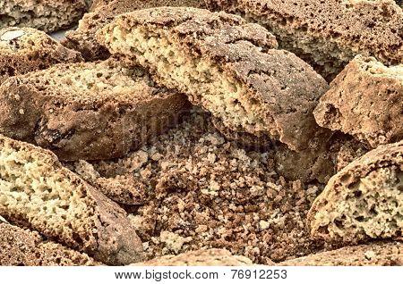 Typical Italian Cookies
