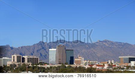 City Skyline, Tucson, AZ