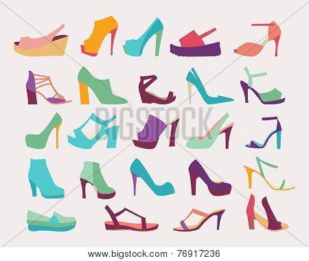 High Heels Women Shoes