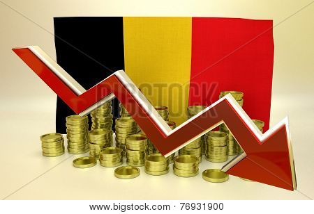 currency collapse - Belgian Euro