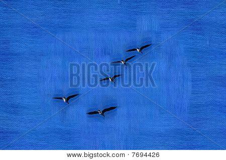 Stock Photo Of Sky Tapestry