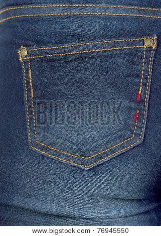Jeans Pocket,jeans Texture