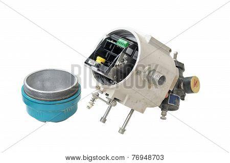 Electronic Pnevmoregulyator.