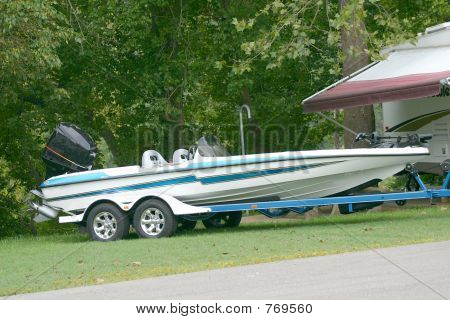 New Fishing Boat