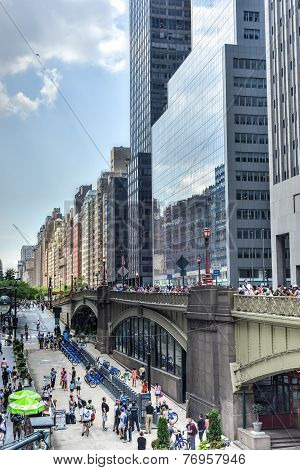 Park Avenue Viaduct, New York