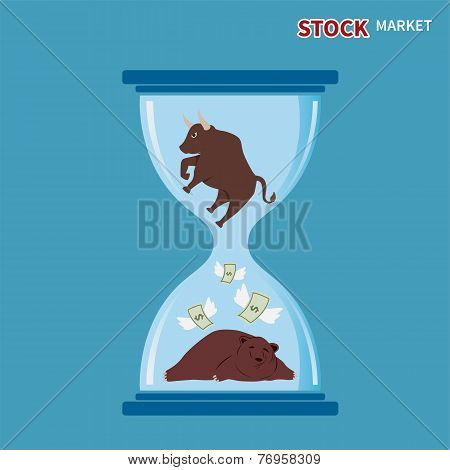 bull to bear stock market