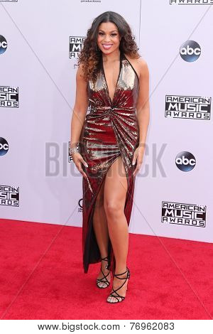 LOS ANGELES - NOV 23:  Jordin Sparks at the 2014 American Music Awards - Arrivals at the Nokia Theater on November 23, 2014 in Los Angeles, CA