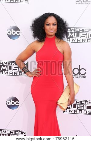 LOS ANGELES - NOV 23:  Garcelle Beauvais at the 2014 American Music Awards - Arrivals at the Nokia Theater on November 23, 2014 in Los Angeles, CA