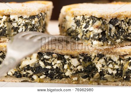 Fill Of Chard Pie