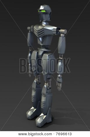 Robot 3d model