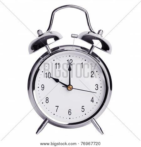 Ten Hours On A Alarm Clock