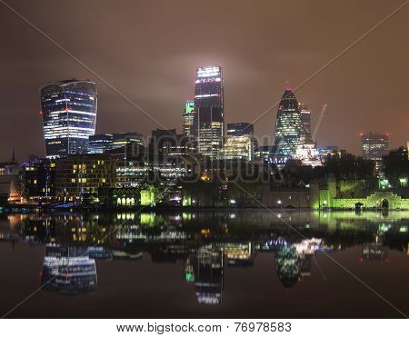 London Nightscape