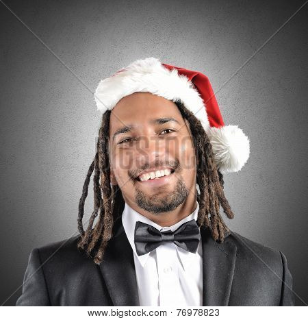 Xmas Businessman