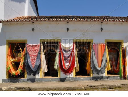 Shop In Paraty