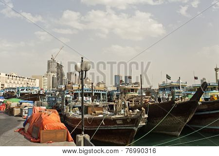 Dubai Port Saeed