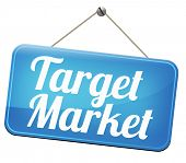 picture of niche  - target market business targeting for niche marketing strategy  - JPG