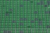 picture of grandstand  - background of empty event grandstand plastic seating - JPG