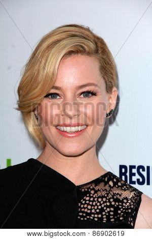 LOS ANGELES - MAR 31:  Elizabeth Banks at the