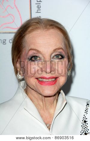 LOS ANGELES - MAR 29:  Anne Jeffreys at the 28th Annual Gypsy Awards Luncheon at the Beverly Hilton Hotel on March 29, 2015 in Beverly Hills, CA