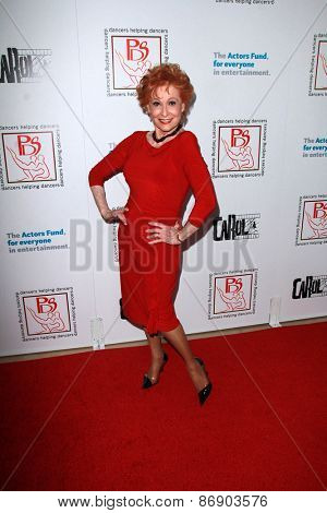 LOS ANGELES - MAR 29:  Carol Lawrence at the 28th Annual Gypsy Awards Luncheon at the Beverly Hilton Hotel on March 29, 2015 in Beverly Hills, CA