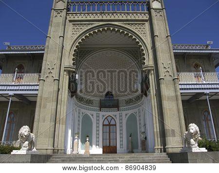 Vorontcovskiy Palace, Crimea
