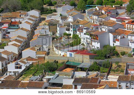 Cityscape, Antequera, Andalusia, Spain