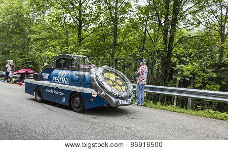 Festina Vehicle