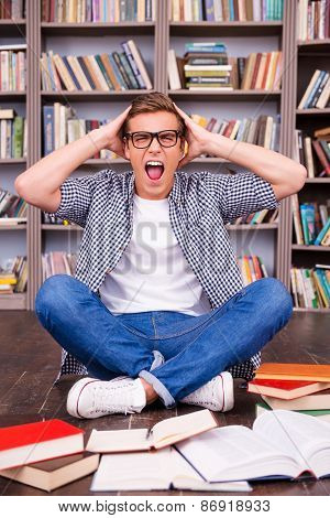 Tomorrow Is My Final Exam!
