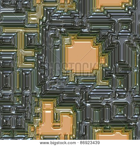 Metal Glass Seamless Texture