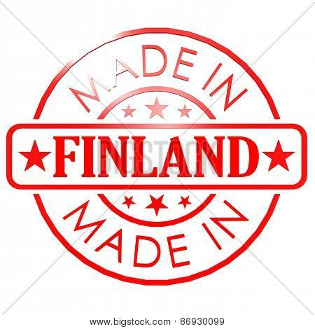Made In Finland Red Seal