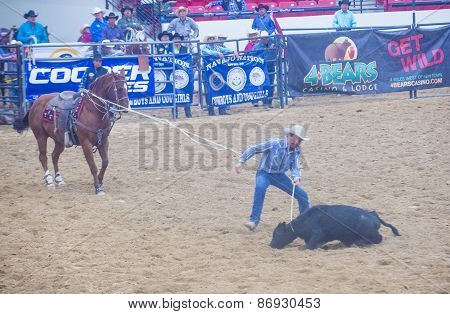 Indian National Finals Rodeo
