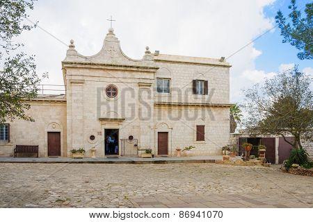 Carmelite Muhraka Monastery