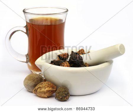 Tea Made From Triphala