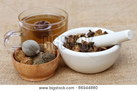 Tea Made From Triphala