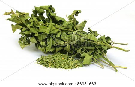 Dried Moringa Leaves