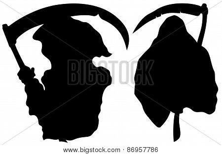 death silhouette