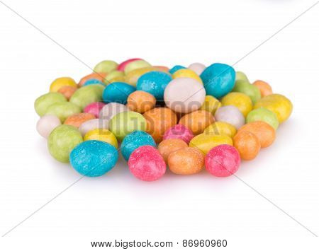 Round Colored Candy